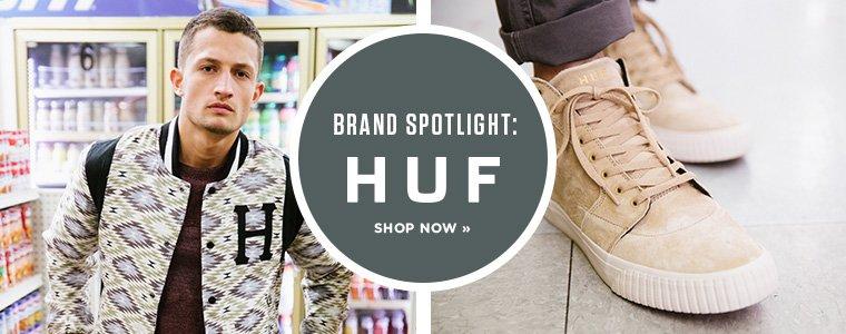 Brand Spotlight-Huf