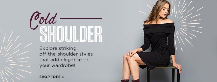 Hero-1-Cold Shoulder-2016-11-1 Classic, Designer, Contemporary-Tops