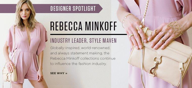 Hero 3- Rebecca Minkoff