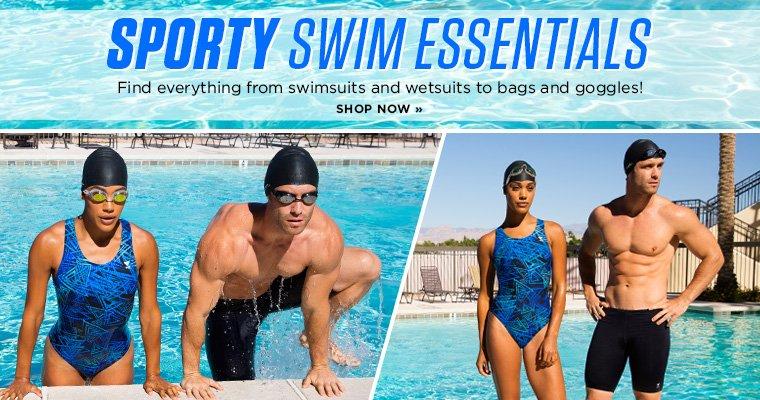 Hero - Sporty Swim
