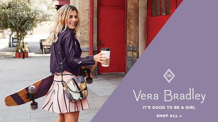 Vera Bradley. Shop all.