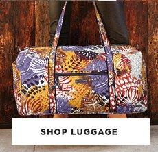 Vera Bradley. Shop Luggage.