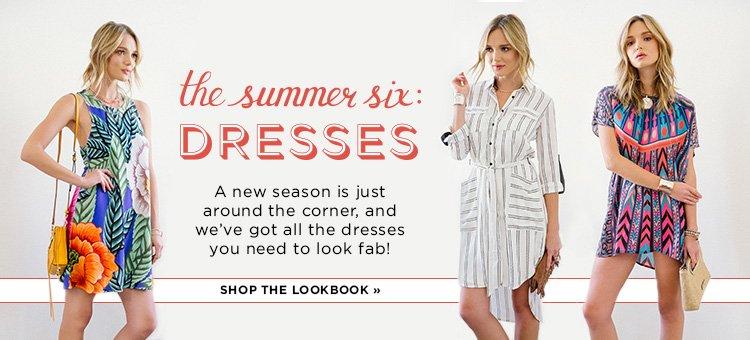 Hero1 - Summer Six Dresses