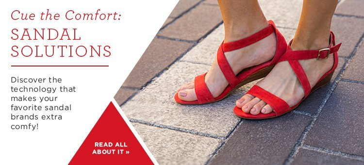 Hero-2 Comfort Sandal Spotlight