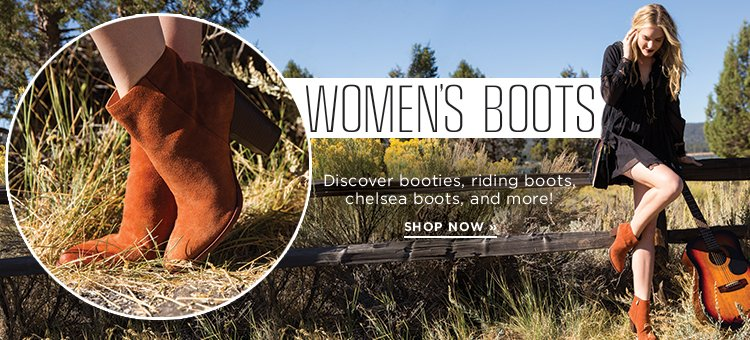 Hero-1-womens booties-2016-10-3 Discover booties, riding boots, chealsea boots, and more! Shop Now.