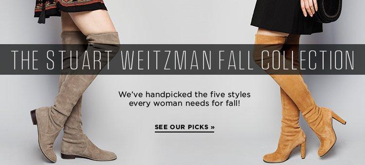 Hero-2-Stuart Weitzman-2016-10-3 The Stuart Weitzman Fall Collection. See our picks.