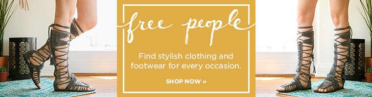 Free People Banner