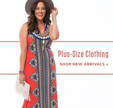 SP- Plus Size Clothing