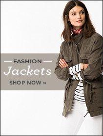 sp - Fashion Jackets