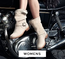 cp-1-womens-2017-01-03 Shop Womens. Image of tan womens boots on a bike.