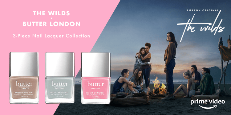 The Wilds x Butter London