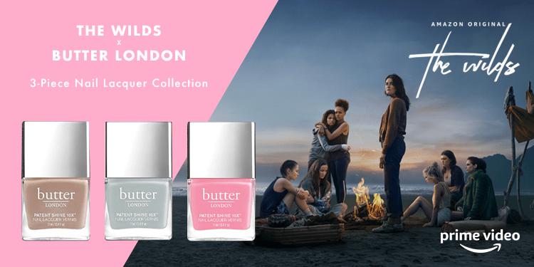 The Wilds x Butter London