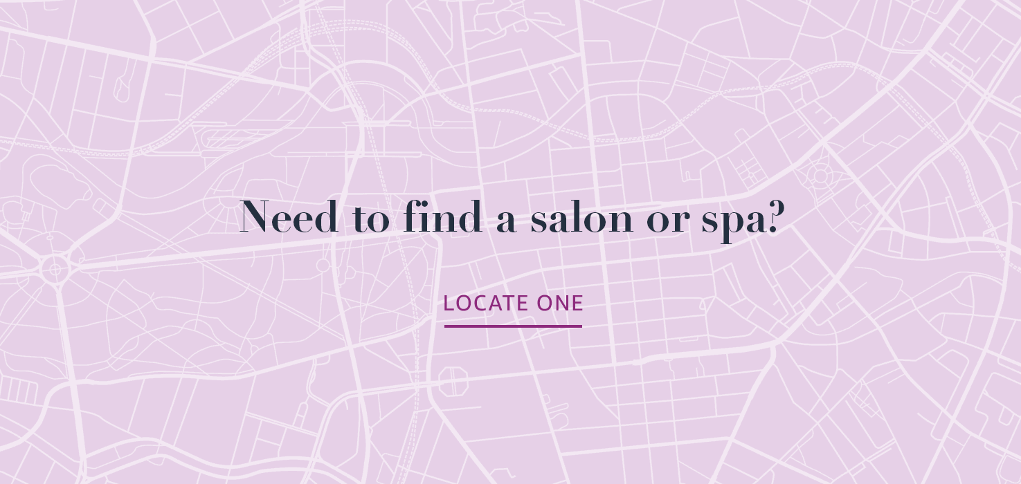 need to find a salon or spa? click here to locate one