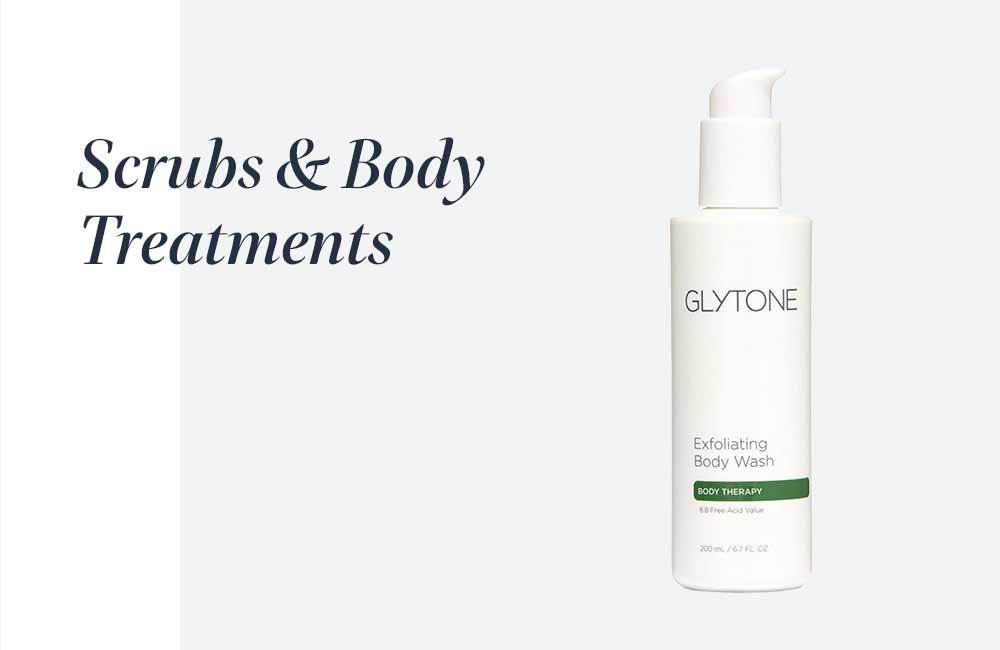 scrubs & body treatments