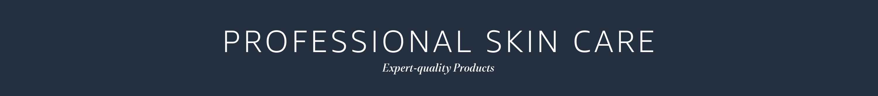 Expert-Quality skin care products sold by Amazon