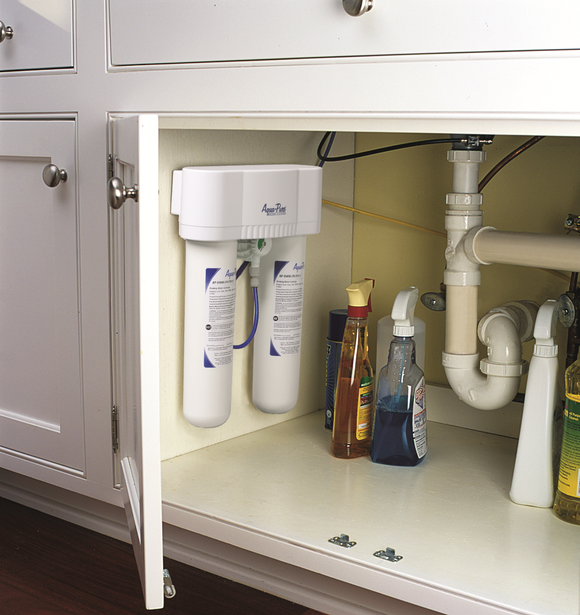 Beautiful Easy Installation Under Sink Conveniently Dispenses Cleaner And Clearer  Water ...