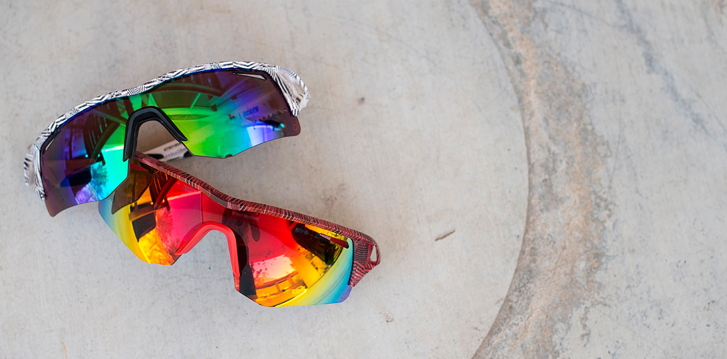 Colorful Performance Sunglasses
