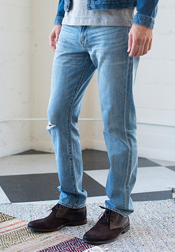 Men's Slim Jeans Outfit