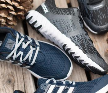 Adidas And Reebok Running Shoes