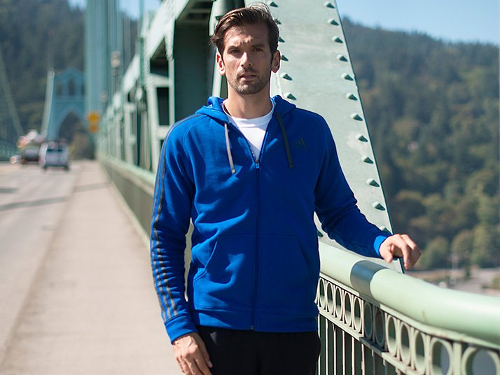 Men's Adidas Running Outfit