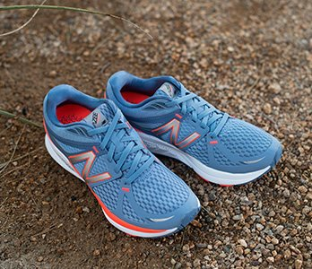 New Balance Blue Stability Sneakers