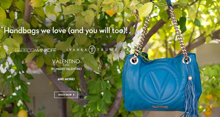 Rebecca Minkoff, Ivanka Trump, Valentino Bags By Mario Valentino