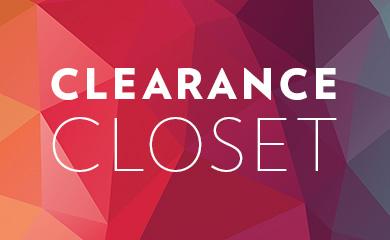 Shop Clearance Closet