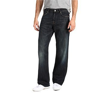 Men's & Women's Relaxed-fit Jeans