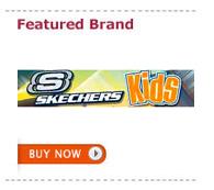 Featured Brand - Skechers Kids