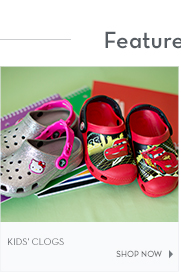 Kids' Clogs & Mules