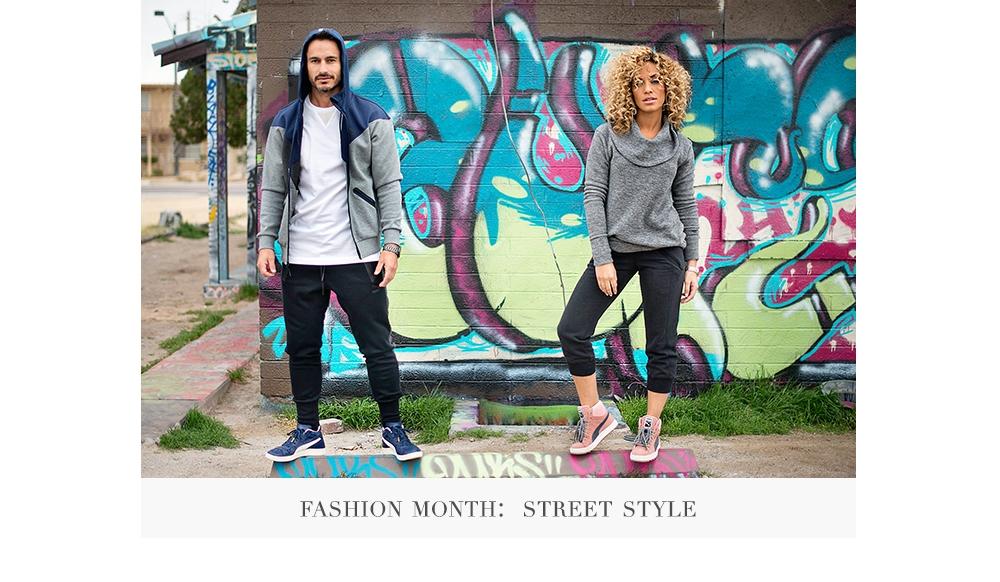 Fashion Month: Street Style