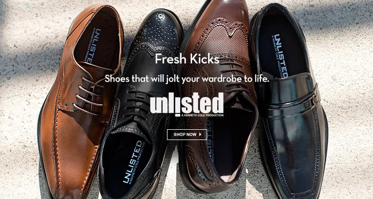 Kenneth Cole Men's Footwear