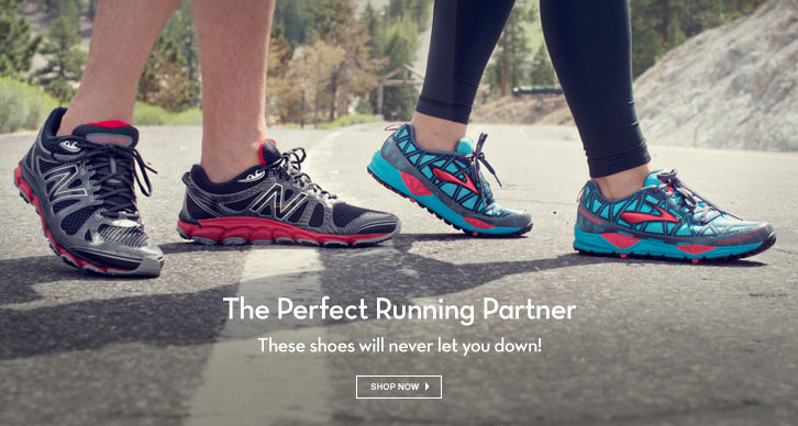 The Perfect Running Partner