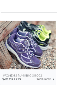 Women's Running Shoes $40 or less