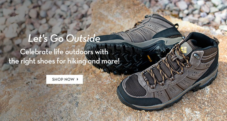 Women and Men Outdoor Footwear