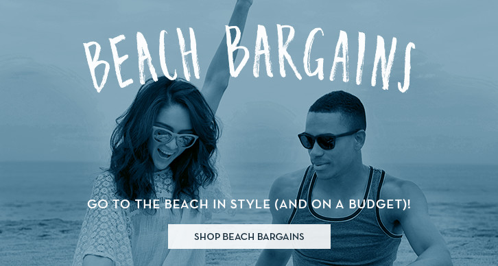Beach Bargains