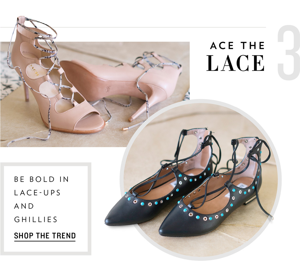 Lace-Ups and Ghillies