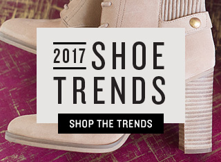 2017 Shoe Trends
