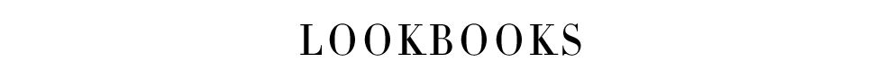 Lookbooks Header