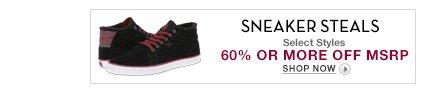Sneaker Steals