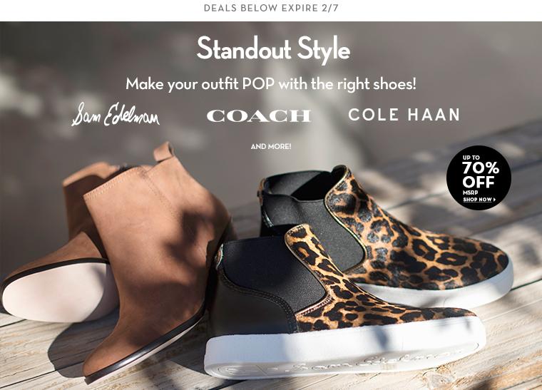2/4 - Designer Women's Fashion Shoes