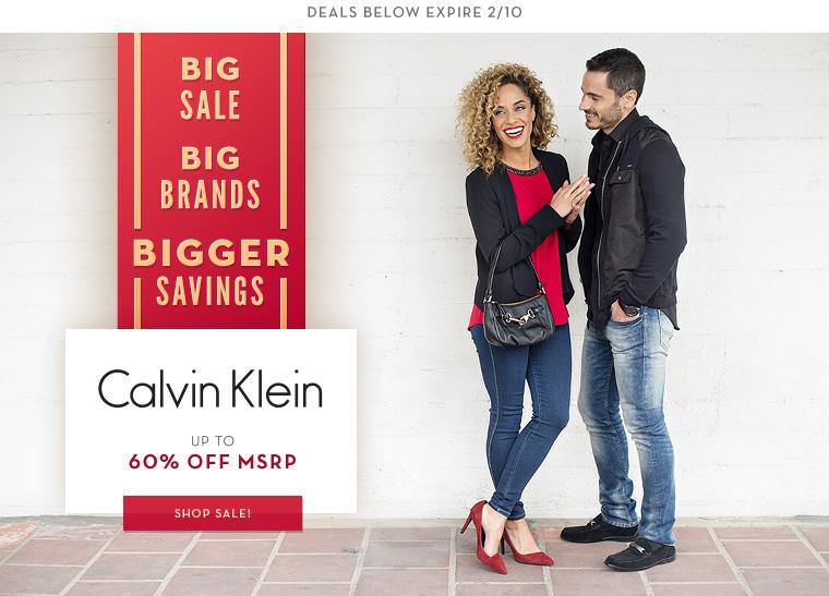2/8 - Calvin Klein