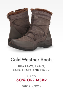 2/8 - Cold Weather Boots