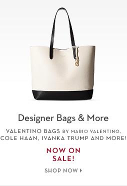 2/11 - Worth the Splurge. Designer Handbags & Accessories
