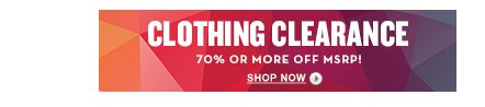 4/28 - Clothing Clearance