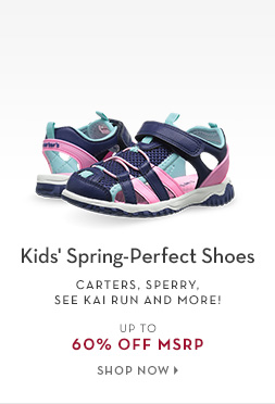B 5/2 - Kids' Spring-Perfect Shoes