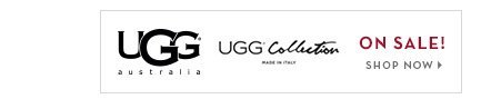 UGG and UGG Collection