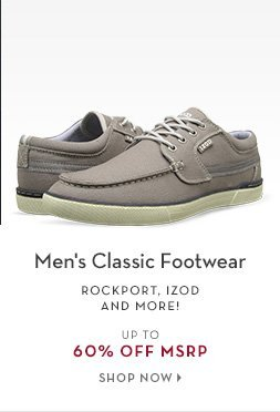B 5/26 - Men's Casual Footwear
