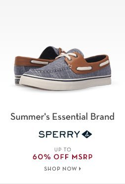 B 5/29 -Sperry