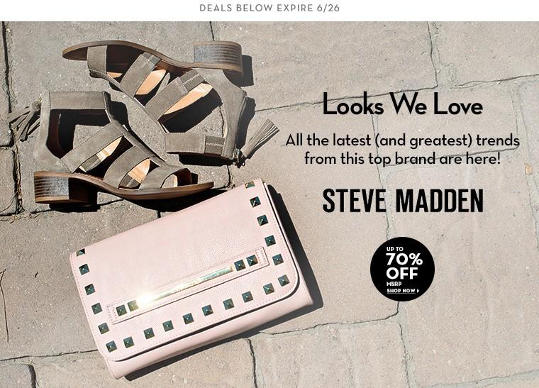 A 6/24 - Steve Madden